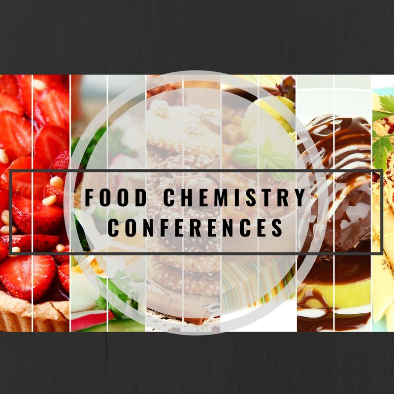 Expand the Scope of Research & Innovations: Food Chemistry 2019