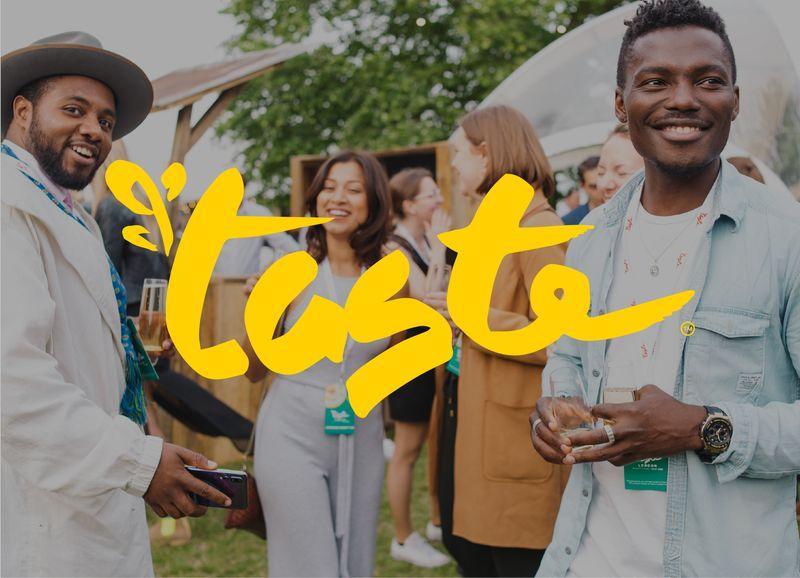 Taste Festival Rebrand