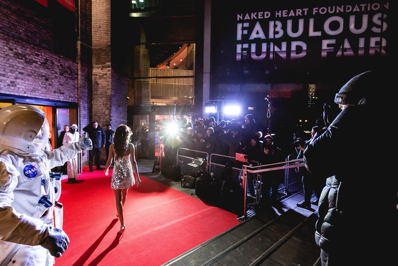 Naked Heart Foundation Fabulous Fund Fair 2018