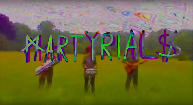 Parachute - Martyrials
