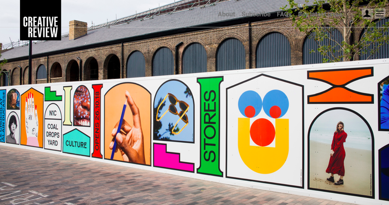 Droga 5 x Coal Drops Yard