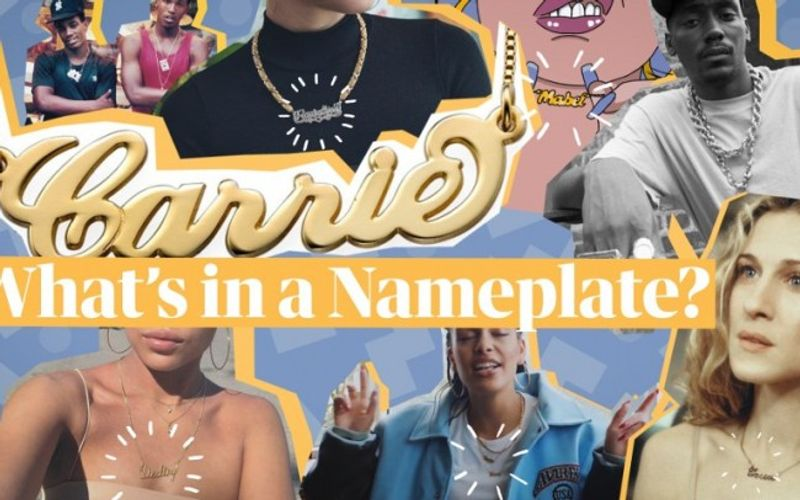 What's in a nameplate