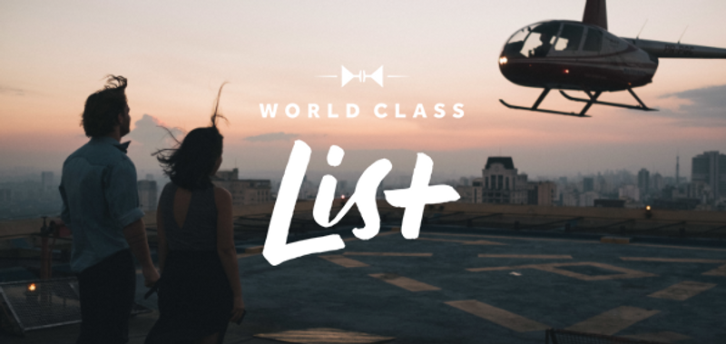 World Class List - São Paulo (Amazon Prime Video)