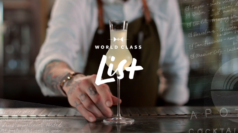 World Class List - Berlin (Amazon Prime Video)