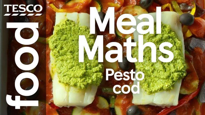 Tesco - Meal Maths
