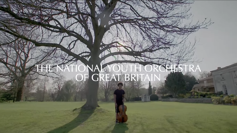 Meet the National Youth Orchestra of Great Britain - Boiler Room