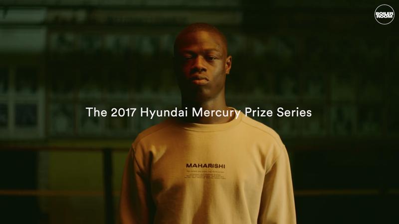 Boiler Room x 2017 Hyundai Mercury Prize: J Hus