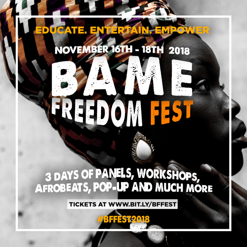 BAME Freedom Festival