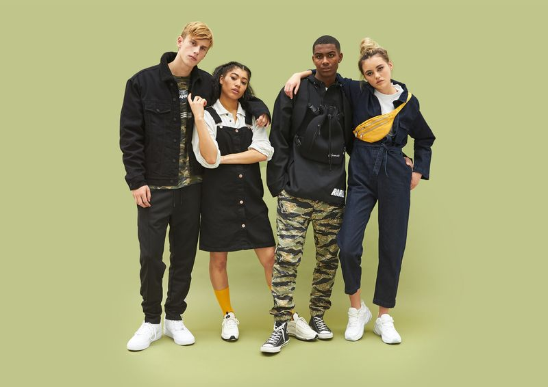 Student High Street A/W Campaign