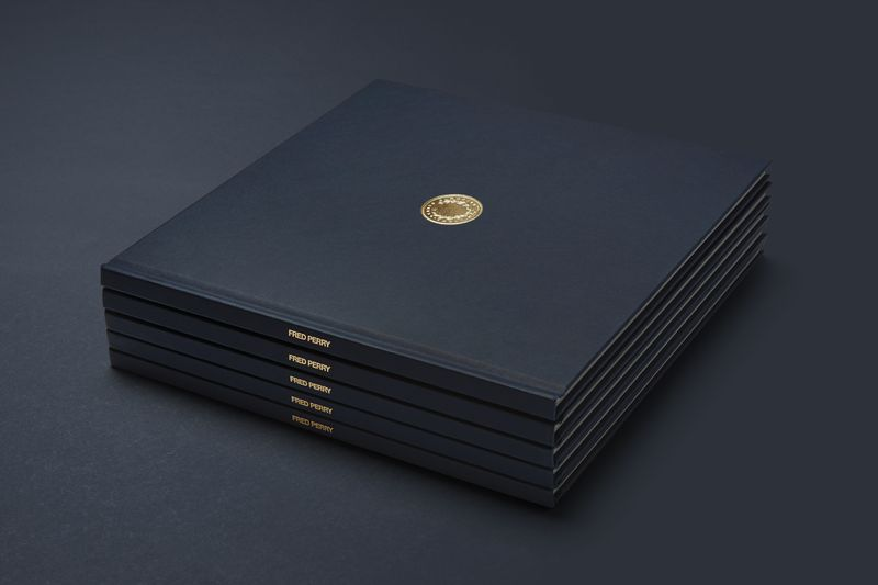 Fred Perry Brand Book