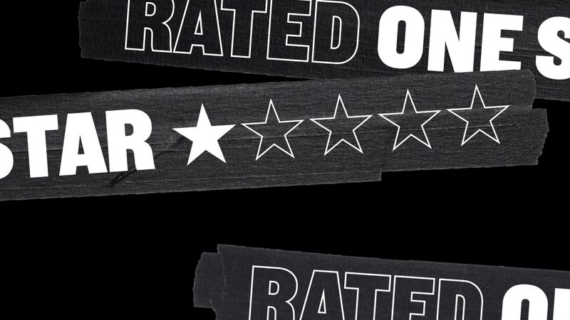 Converse - Rated One Star