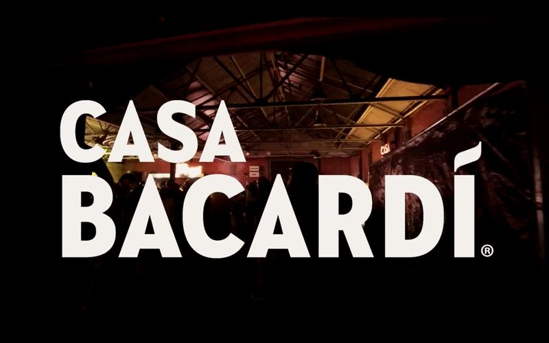CASA BACARDÍ on tour