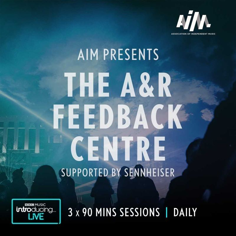 BBC Introducing Live 2018 - A&R Feedback Centre