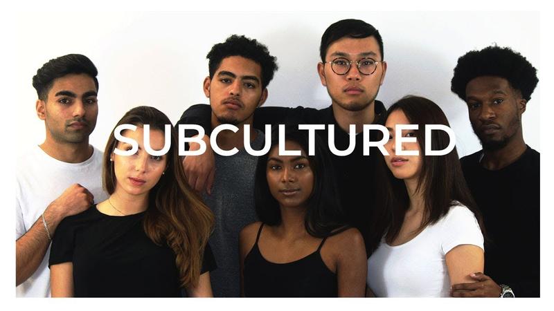 VIDEO: SUBCULTURED Magazine Promo - Diversity Issue