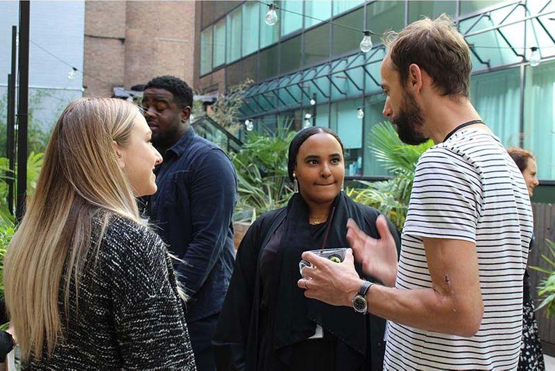 Daniel Marks - Tackling Diversity Talent Shortage
