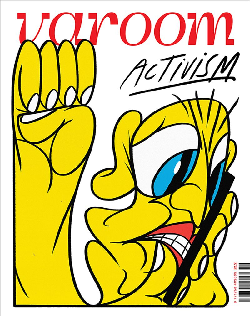 Varoom 38 The Activism Issue