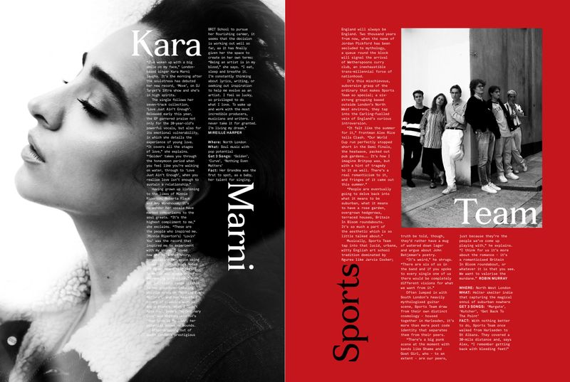 Clash Magazine 109: Interview with Kara Marni