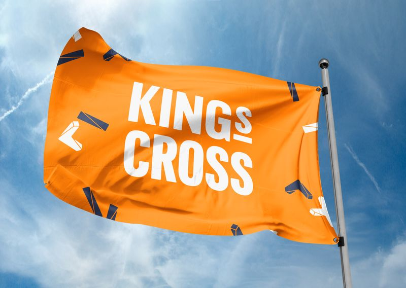 King's Cross — Brand Identity