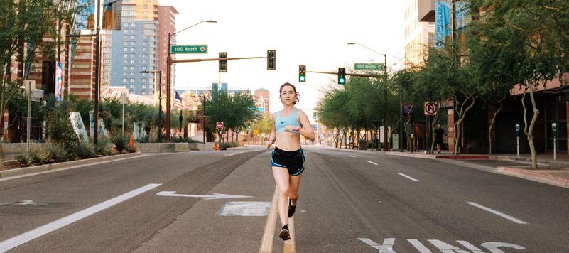 Nike - Run Your City