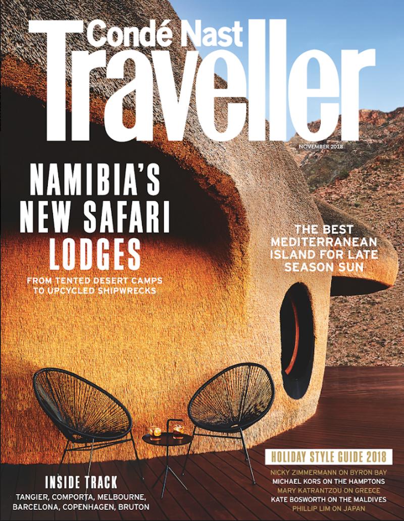 Condé Nast Traveller | November 2018