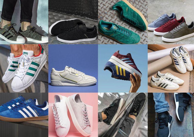 Footwear Highlights