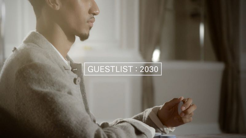 Luxury Futures: Guestlist 2030
