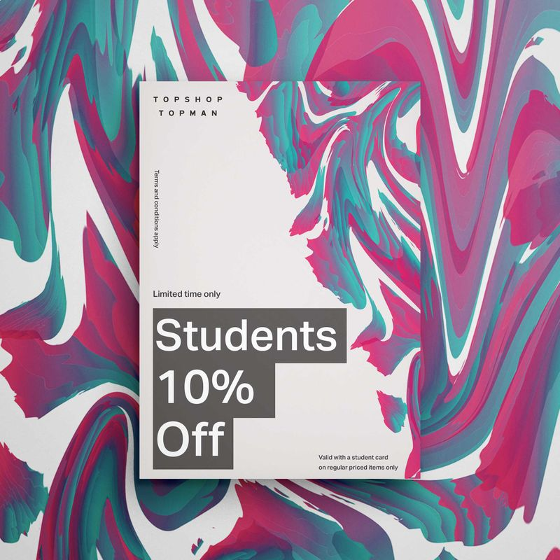 Topman Student Campaign