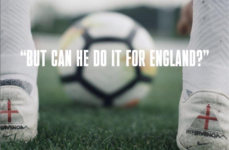 Nike World Cup - Kane