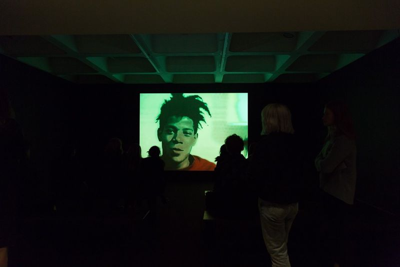 The Language of Basquiat /// Show and Storytell /// Barbican: Boom for Real