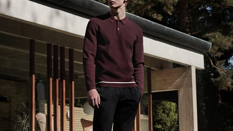 MR PORTER x Theory Capsule Collection