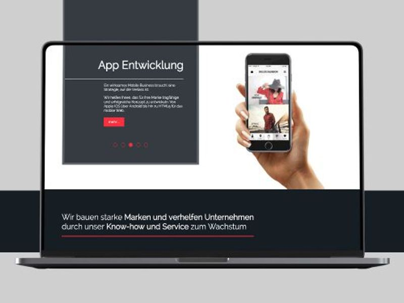 Inturium Software Website