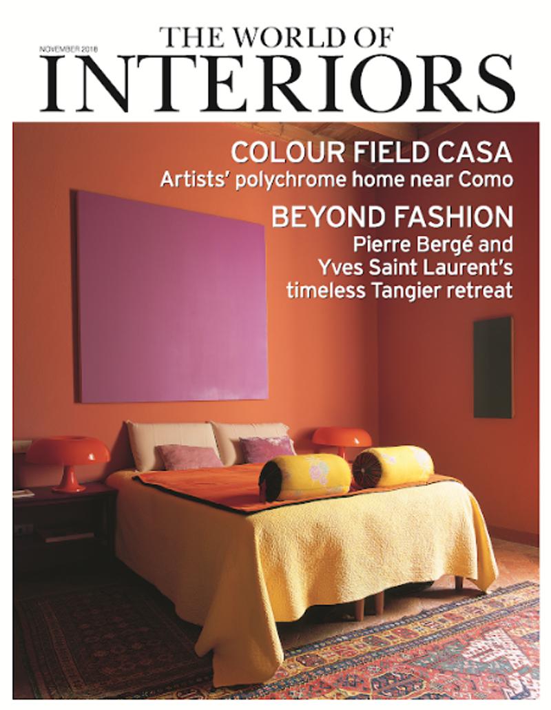 The World of Interiors | Nov 2018