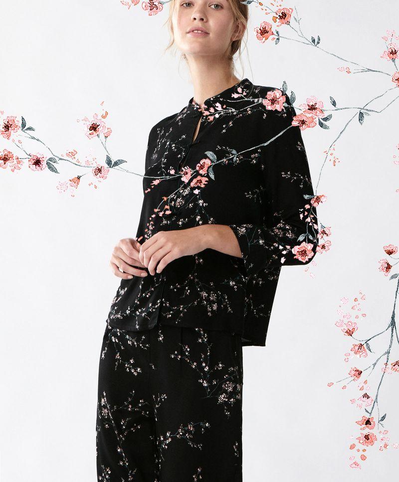 OSYHO | Cherry Blossom print