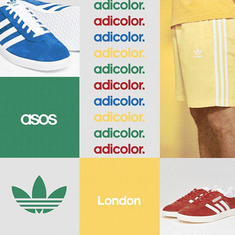 ADICOLOUR x ASOS