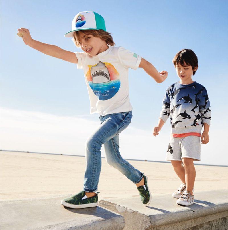 Conscious Collaboration - H&M Kids