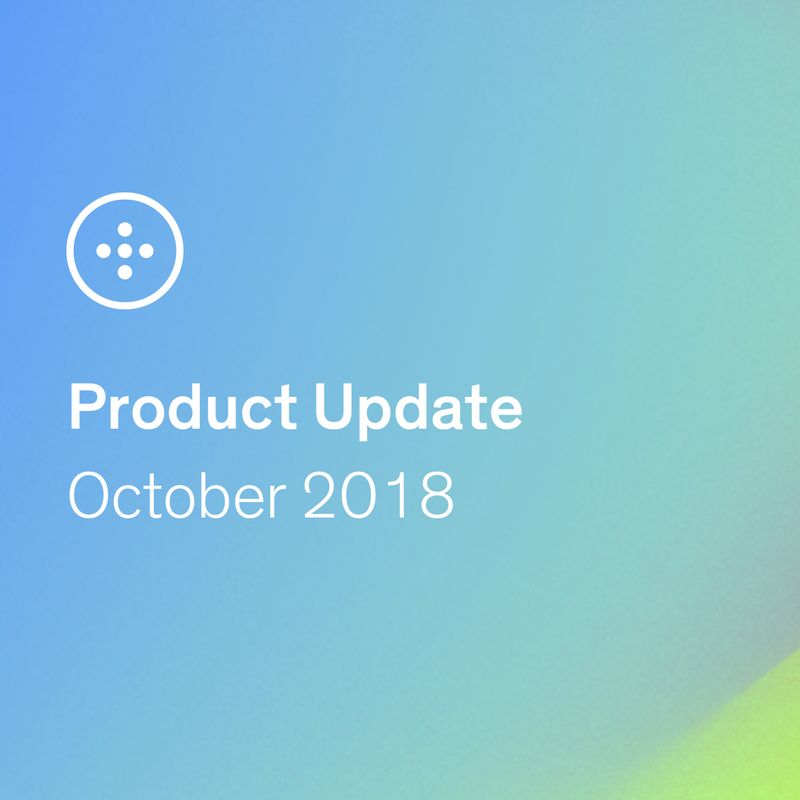 October Product Update: Get credit, discover project teams & join our Beta Club