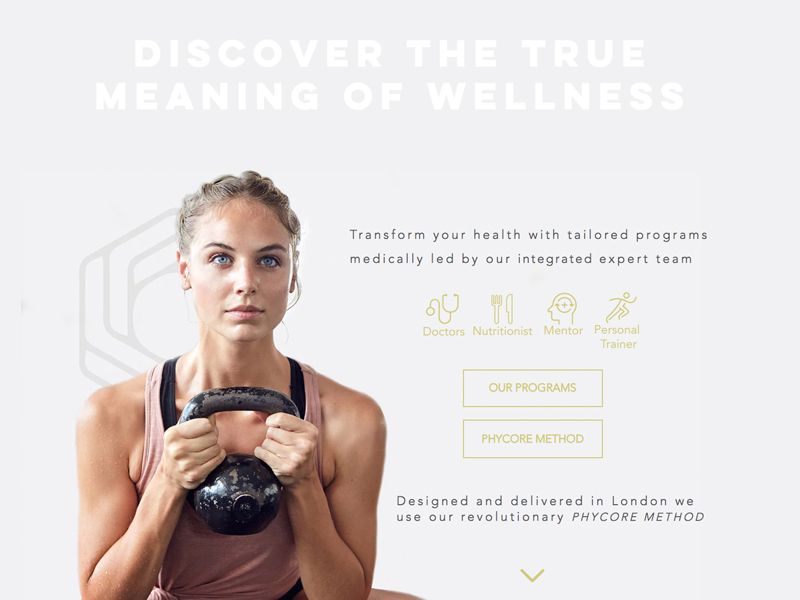 PHYCORE - Wellness Service