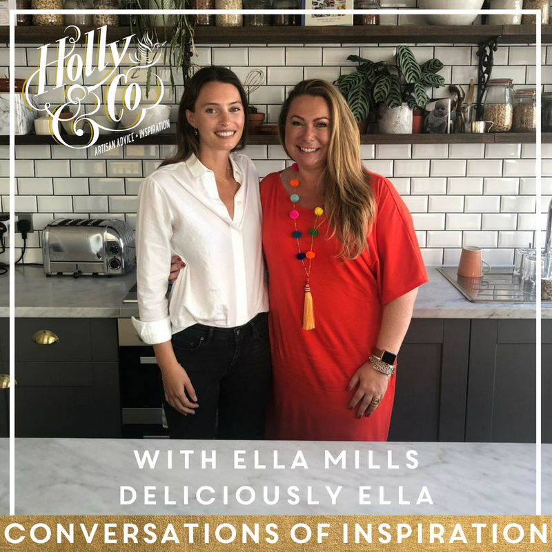 Conversations of Inspiration: Ella Mills - Deliciously Ella