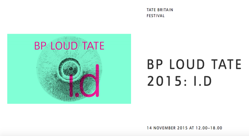 BP Loud Tate 2015: I.D.