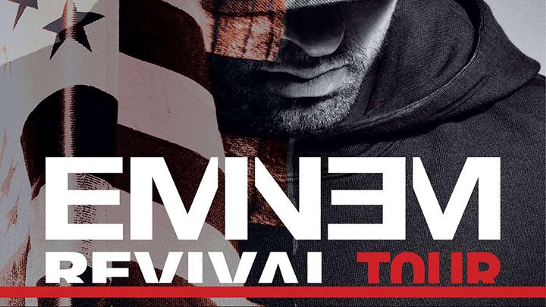 Eminem Revival Tour 2018 | The Dots