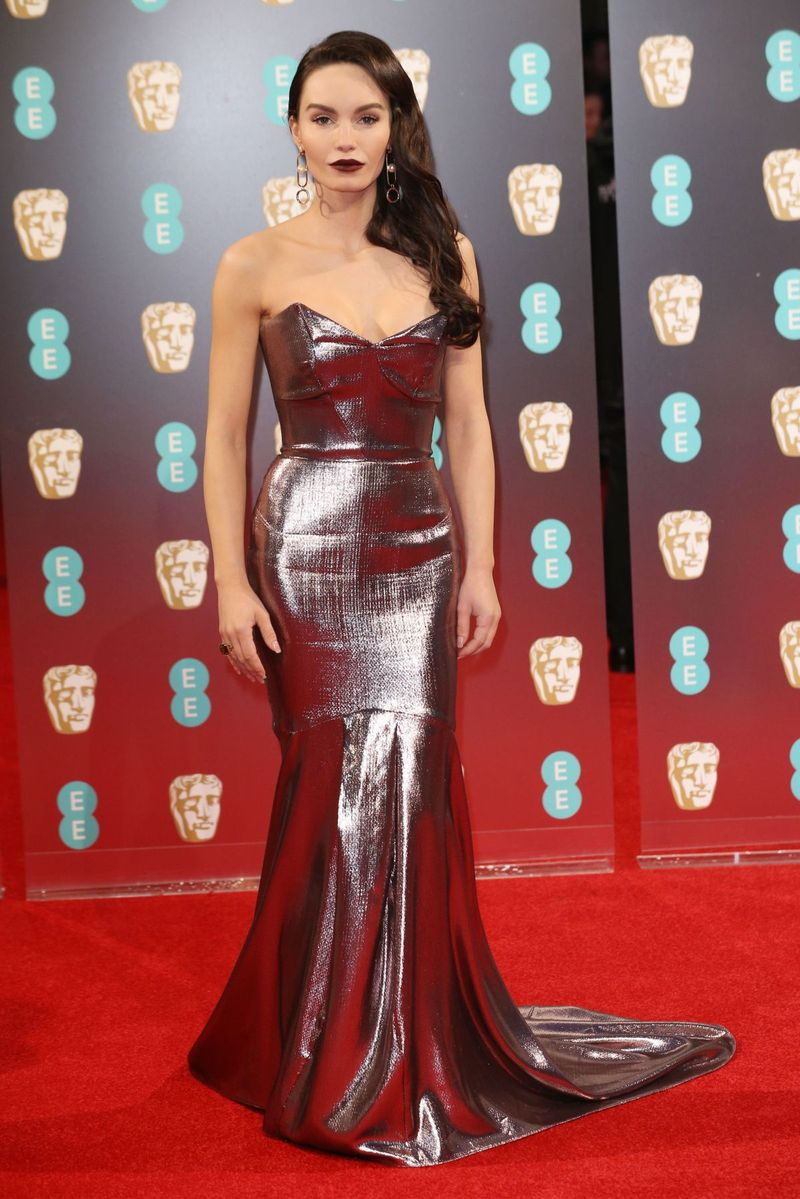 Styling and Logistical Support for Ava West @ the 2017 BAFTAs