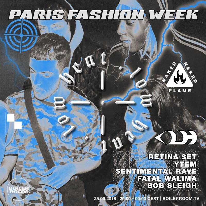 LOW HEAT Paris Fashion Week Afterparty