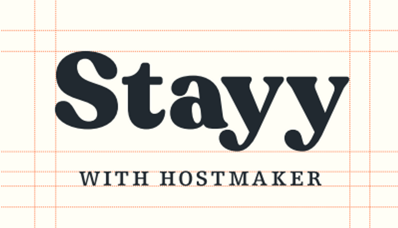 Launch of Stayy with Hostmaker
