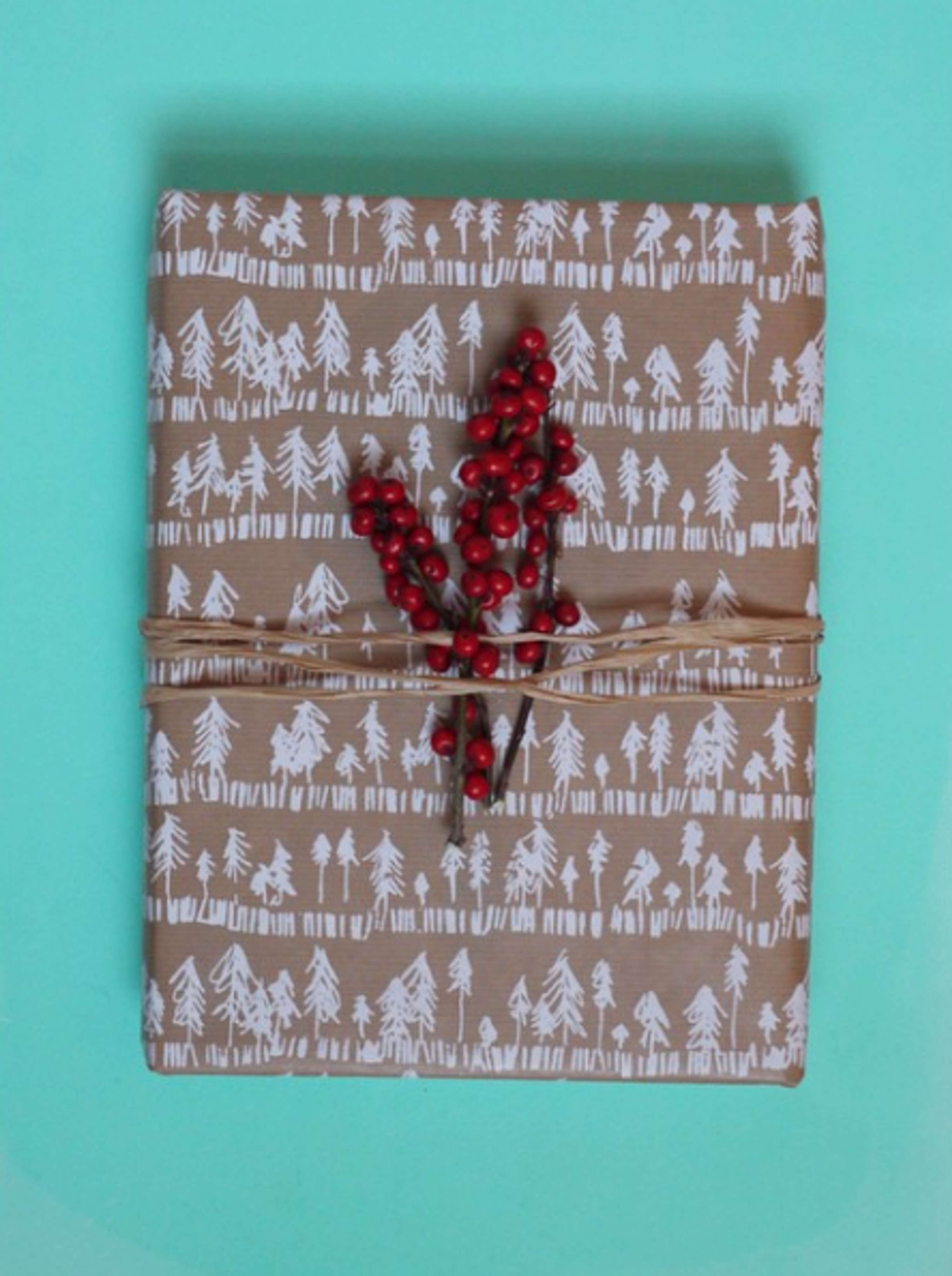 Two different Christmas patterns designed for Paperchase and used across a range of stationery; wrapping paper, gift bags, gift tags, cards and gift boxes.