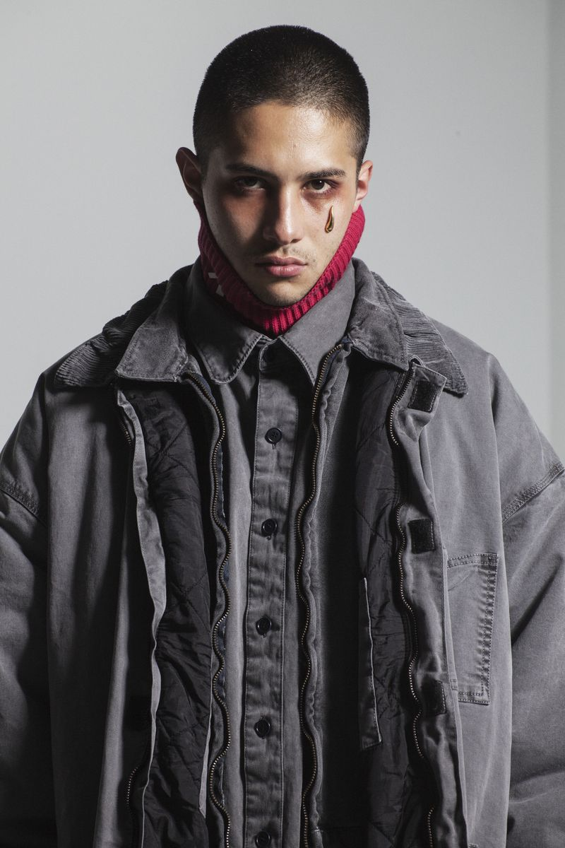 WILLY CHAVARRIA FW18 LOOK BOOK Stylist