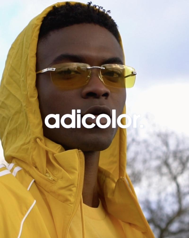 Adidas Adicolor Fashion Campaign AW/18