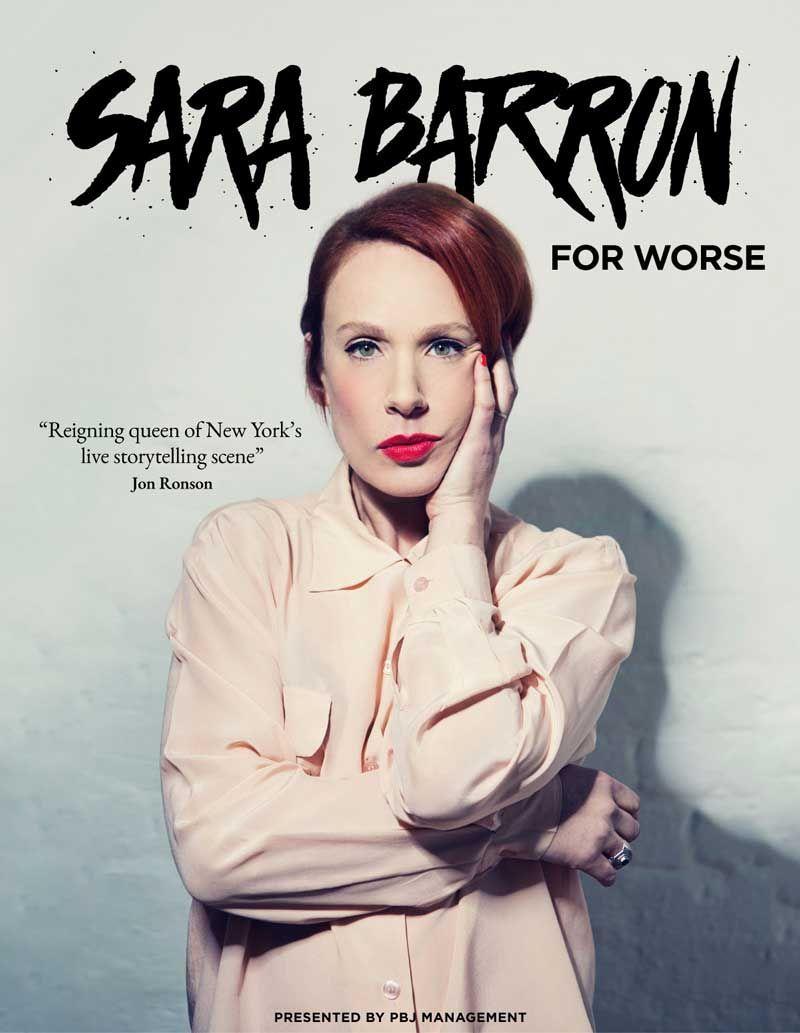 """Sara Barron – """"For Worse"""""""