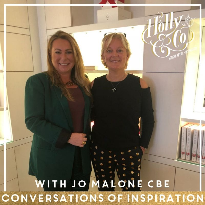 Conversations Of Inspiration: Jo Malone CBE - Jo Loves