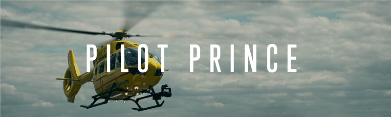 Prince William - the Pilot Prince (BBC)