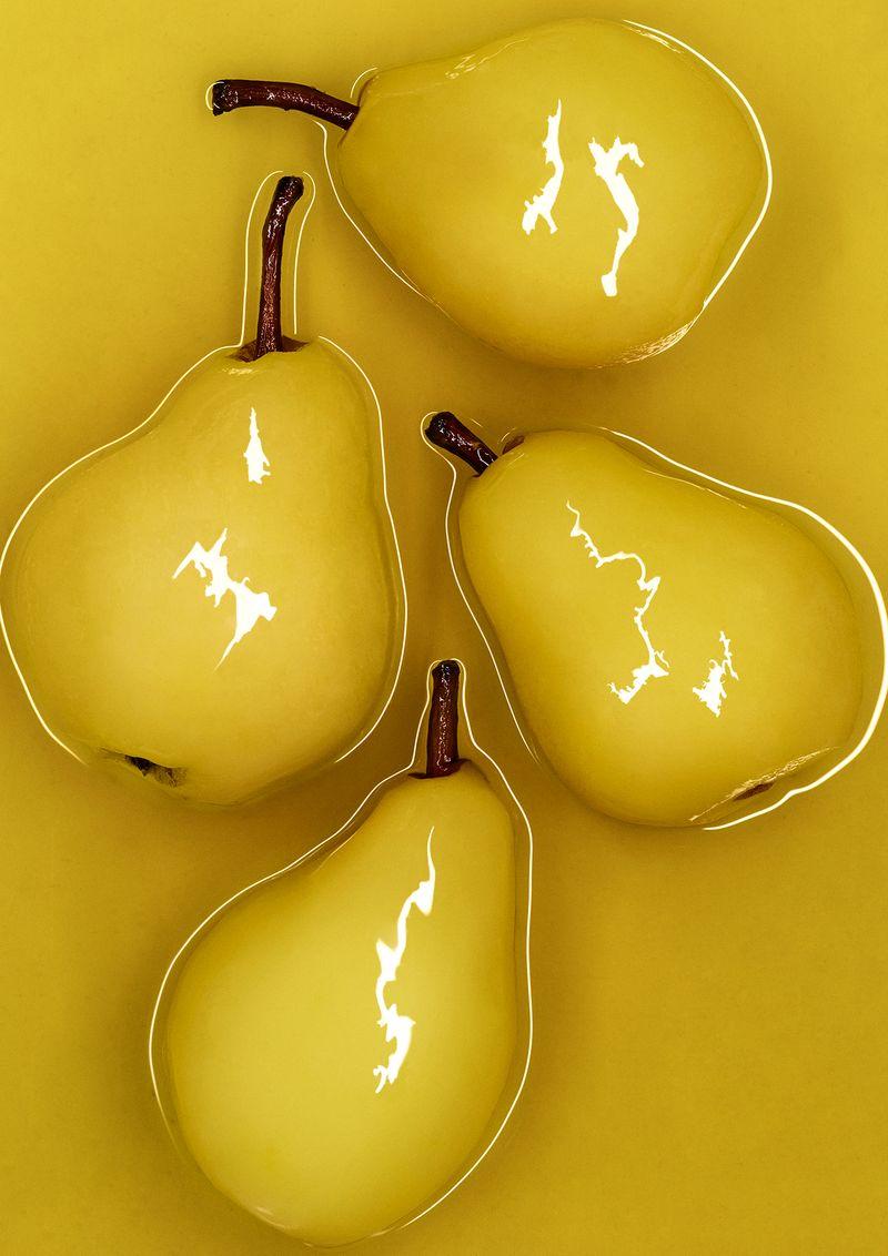 Neon Pears